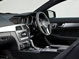 C63 Coupe Interior Mercedes Benz C63 Amg Coupe 2012 Picture 103 Of 146