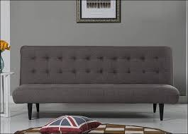 Grey Sofa Bed 3 Seat Sofabed Dark Grey