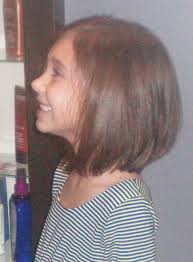 how to fix medium bob hair little girl hair cut love it i hate stringy tangled girls hair