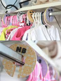 Baby Clothes Dividers Runs With Spatulas Crafty Fridays Diy Clothing Dividers