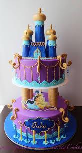 aladdin jasmine theme cake party hmmm adapt