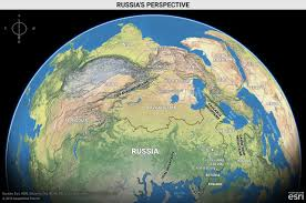 Map Of Russia And China by Russia U0027s Perspective Geopolitical Futures