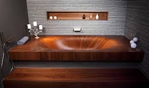 wooden bathtub alegna laguna basic wooden bathtub