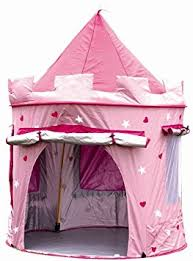 tente fille chambre enfants princesse pop up chateau tente pop up de princesse