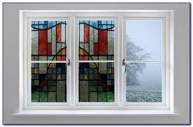 Decorative Window Film Stained Glass Decorative Window Film Stained Glass Victorian Decorating Home