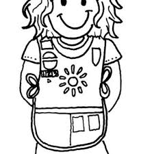 scout coloring pages scout cookie coloring pages