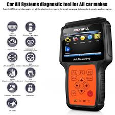 amazon com foxwell professional automotive obd2 scanner nt624 pro