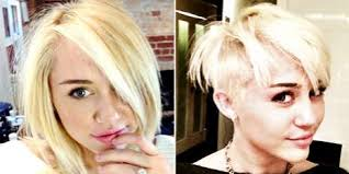 whats the name of the haircut miley cyrus usto have edgy pixie celebrity hairstyles miley cyrus haircut