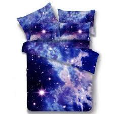 Schlafzimmerm El Set Baumwoll Deckel Sets Luxus Galaxy Bettwäsche 1 Bettwäsche 1