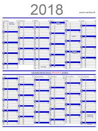 Ferienkalender 2018 Bw Kalender Zum Ausdrucken 2017 2018 2019