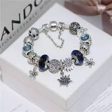 bracelet luxury charms images Pandora bracelet with 15 pcs charms in luxury theme campaign jpg
