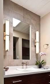 amazing of wall sconces for bathroom awesome modern bathroom