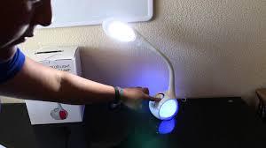 Ottlite Desk Lamp With Colour Base by Saicoo Led Multi Function Desk Lamp U0026 Living Colors Iris Lamp