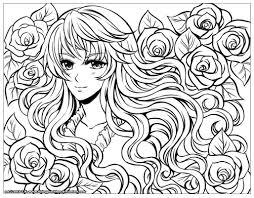 manga with flowers by flyingpeachbun manga anime