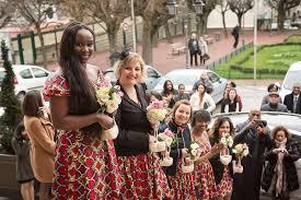 tenue africaine pour mariage et si vous vous mariez dans une tenue pagne pagnifik