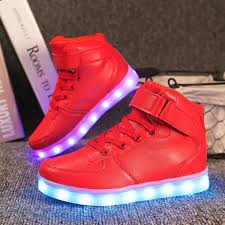 light up shoes gold high top led light up shoes gold high top girls and boys fashion usb charge