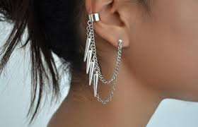cartilage earing cartilage earrings guide ear gauges and earrings