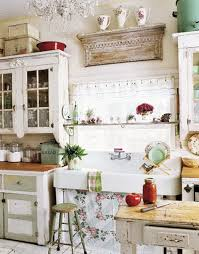 vintage decorating ideas for kitchens 35 awesome shabby chic kitchen designs accessories and decor ideas