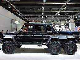 mercedes benz 6x6 mercedes benz g63 amg 6x6 a la venta en un millón de dólares