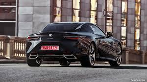 lexus performance hybrid 2018 lexus lc 500h hybrid color caviar rear hd wallpaper 53