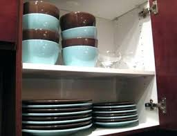 Organize Kitchen Cabinets And Drawer  Sushistreamco - Kitchen cabinet plate organizers