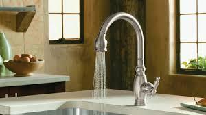 faucet sink kitchen kohler vinnata kitchen sink faucet mirror mirror in