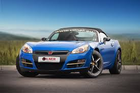 saturn sky red introducing the saturn sky customized by vilner autoevolution