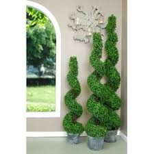 Topiary Planters - wreaths u0026 botanicals birch lane