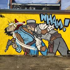Mural Artist by Scot Lefavor Art Graphic Design Murals Denver Co Street