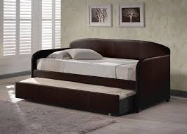 Bedroom Wonderful Best 25 Wooden by Impressive Trundle Daybeds Youll Love Wayfair Throughout Day Beds