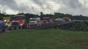 Bartow County Tax Maps I 75 Sb In Bartow County Back Open After 16 Car Pileup Wsb Tv