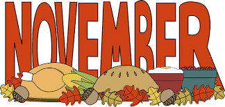 month of november thanksgiving clipart panda free clipart images