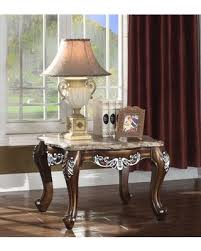 Meridian Furniture 295 C Lorenzo Coffee Table In Gold Spring Savings On Sandro Collection 203 E 30