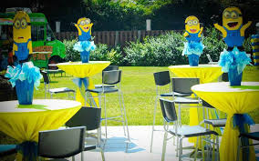 minion baby shower decorations minions themed birthday decorations
