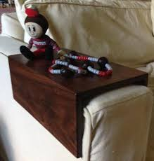 Sofa Arm Table by Sofa Or Chair Arm Rest Tray Table