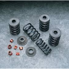 crane cams valve spring and retainer kit 175lbs steel