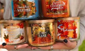 fall scents the 10 best scents from the bath and body works fall line