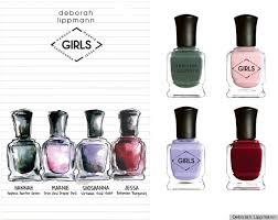 deborah lippmann u0027girls u0027 nail polish line exists random or kind