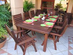 8 seat patio table outdoor tables and chairs for sale in pretoria