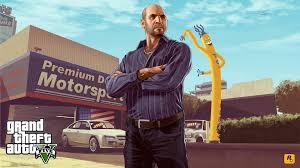 grand theft auto v artwork wallpaper