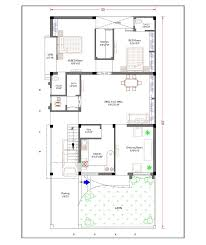house planning design 30 by 50 house plans india