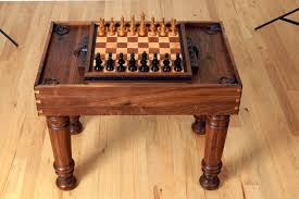 Chess Table Chess Table Set With Chairs Http Lachpage Com Pinterest