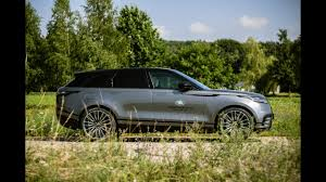 2018 range rover velar nicest suv ever d300 hse model with