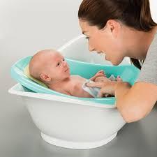 Bathing A Baby In A Bathtub Custom Care 3 Stage Bath Center White Bath