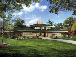 prairie style ranch homes home plan homepw14790 3278 square 4 bedroom 3 bathroom