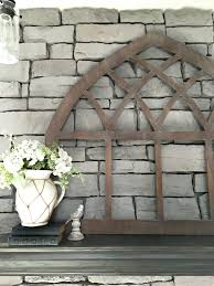 diy reversible cathedral window frame snazzy little things