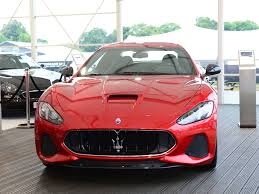 maserati supercar my18 granturismo u0026 grancabrio star at goodwood festival of speed
