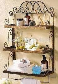 Bathroom Towel Shelves Wall Mounted Cheap Wrought Iron Towel Racks Bathroom Find Wrought Iron Towel