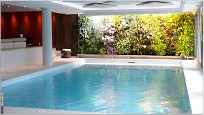 Rublyovka Attractive Swimming Pool For Spending Pleasure Time Wonderful