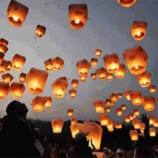 fireworks lantern flying lanterns pack of 20 no mariposas ni palomas